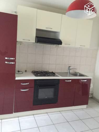 Acp transactions transaction appartement for Cuisine ouverte tard